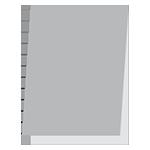 Открытка вертикальная Формат А5Сложение вверх
